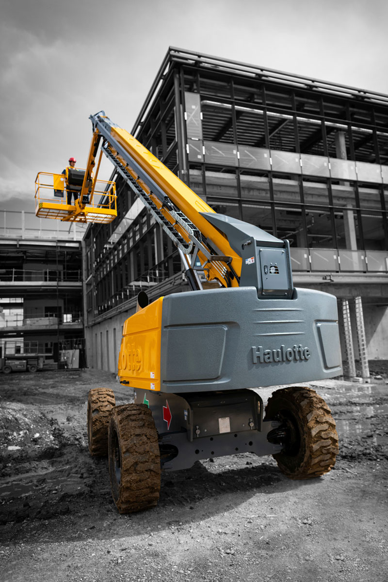 HT23 RTJ O diesel telescopic boom lift sterling access image 04 - HT23 RTJ O - Diesel Telescopic Booms Lifts For Hire