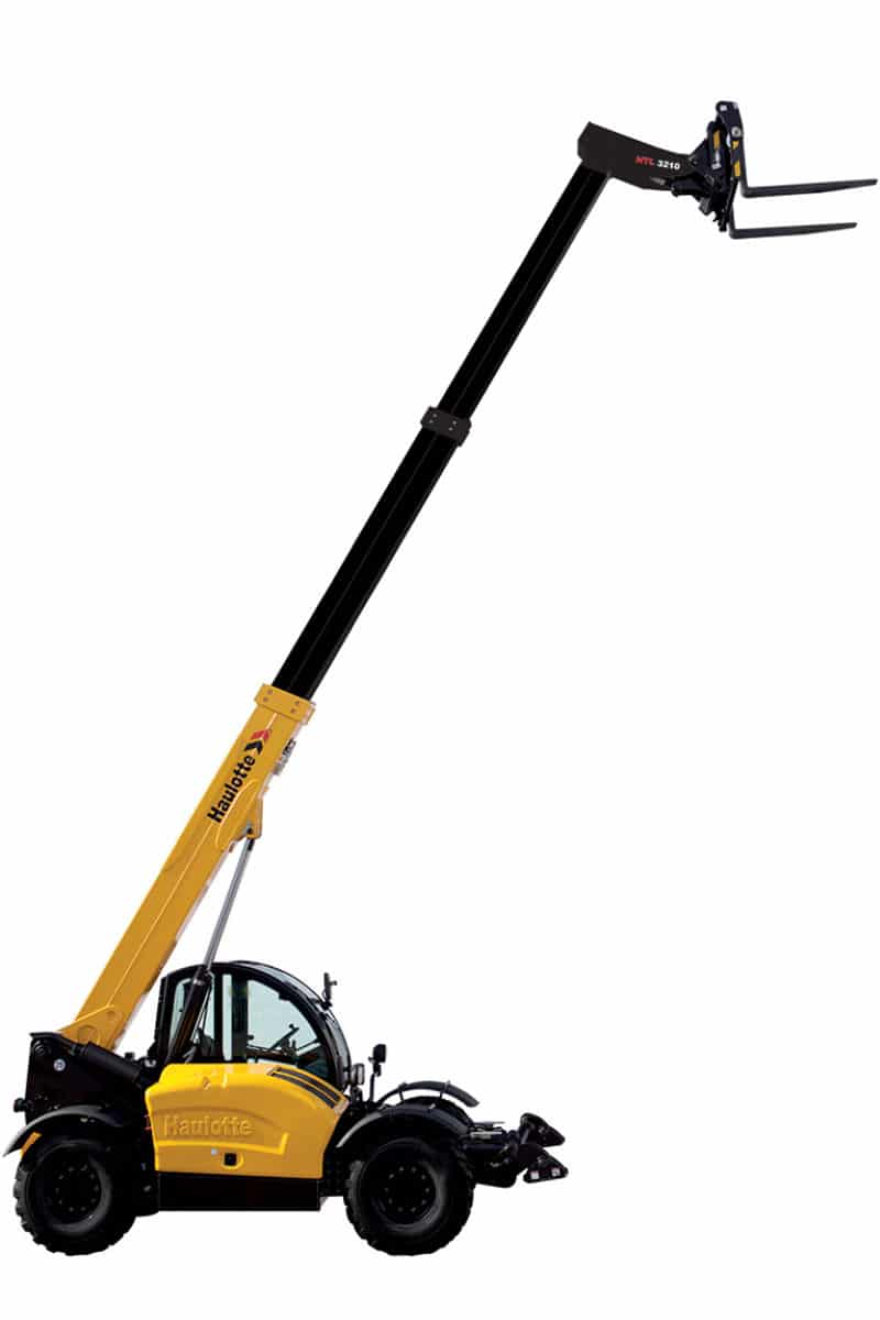 HTL3210 TIER III telehandler - HTL3210 TIER III - Telehandlers For Hire