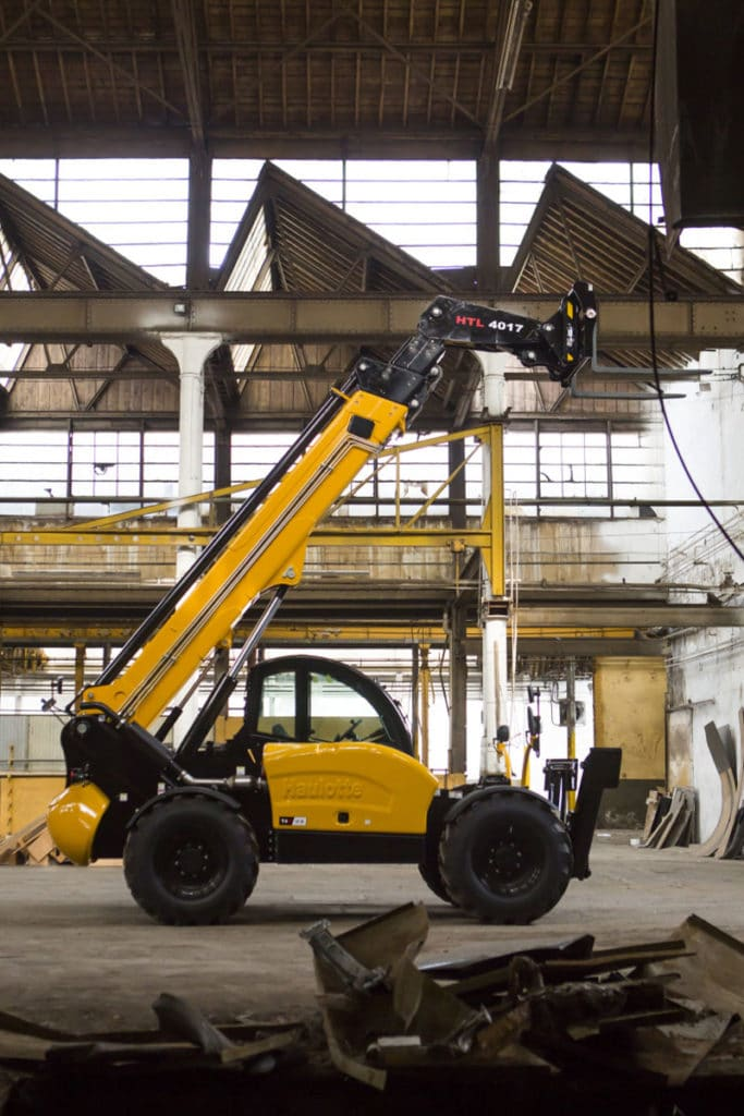 HTL3617 TIER III telehandler image 02 683x1024 - A Look Into Renting Equipment From An Access Hire Company