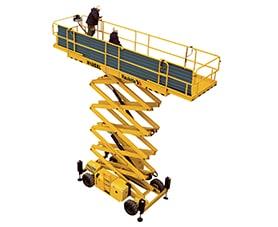 h12 sxl diesel scissor lifts sterling access image 01 - Scissor Lift for Sale