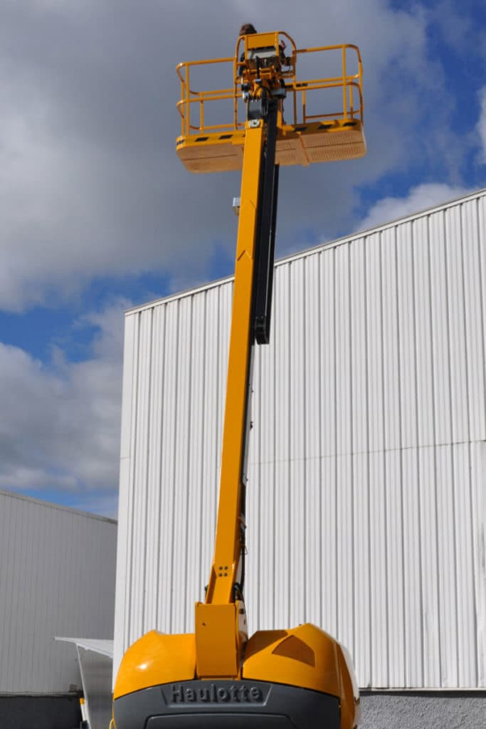 h16 tpx diesel cherry picker sterling access image 02 683x1024 - Boom Lift For Sale
