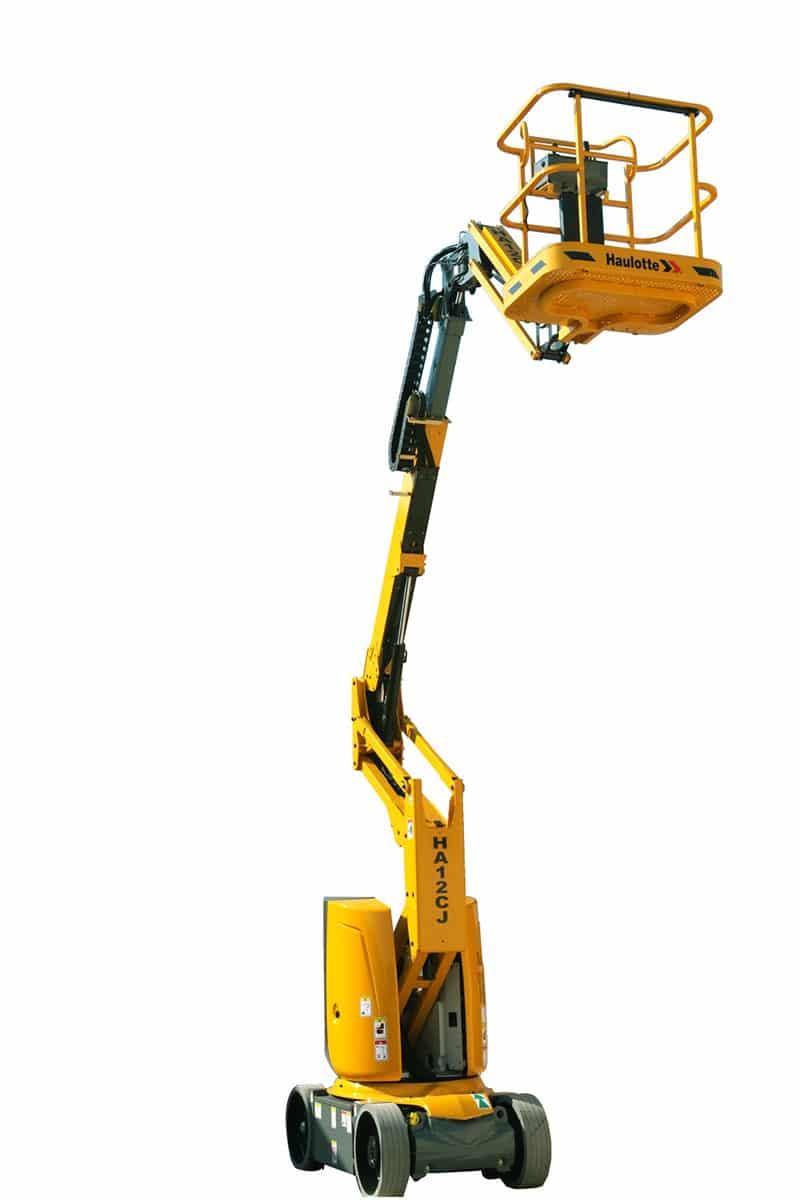 ha 12 cj boom lift sterling access image 02 - HA12 CJ - Electric Articulating Booms For Hire