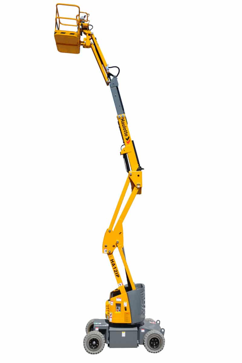 ha 12 ip sterling access boom lifts image 02 - HA12 IP - Electric Articulating Booms For Hire