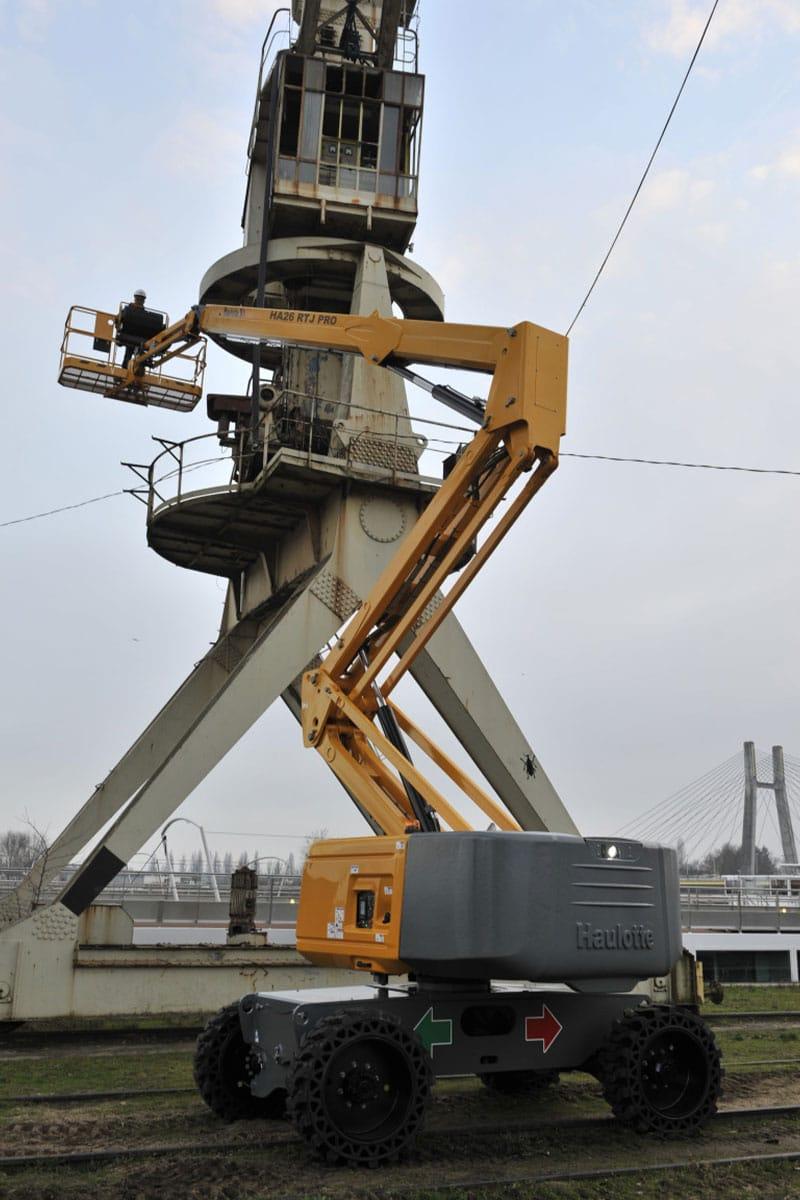 ha26 rtj pro diesel boom lift sterling access image 01 - HA26 RTJ PRO - Diesel Articulating Boom Lifts For Hire