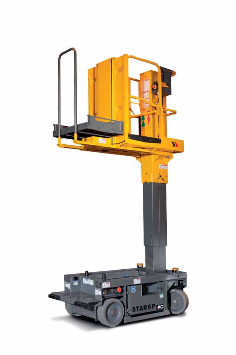 star 6 picking image 01 - Star 6 Picking - Electric Vertical Masts For Sale