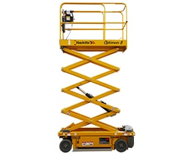 sterling access optimum 8 electric scissor lift image 04 - Scissor Lift for Sale Electric
